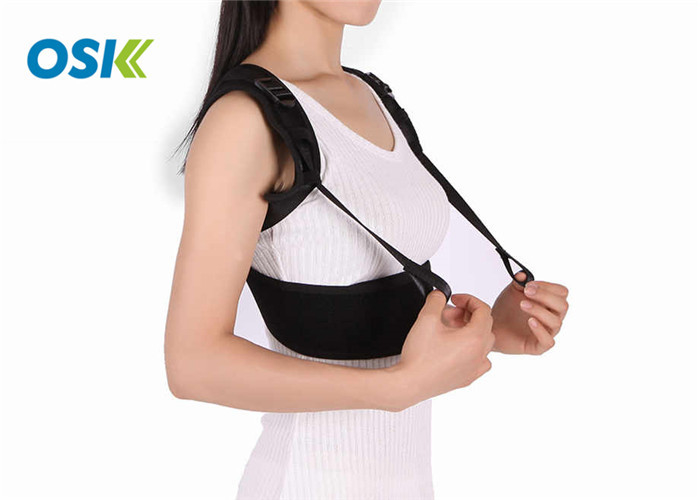 Comfort Posture Corrector Brace , Shoulder Correction Back Brace Vest Fda Approved